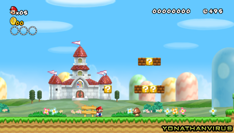 [Mi subida] Another Super Mario Bros [Convertido Para PC]
