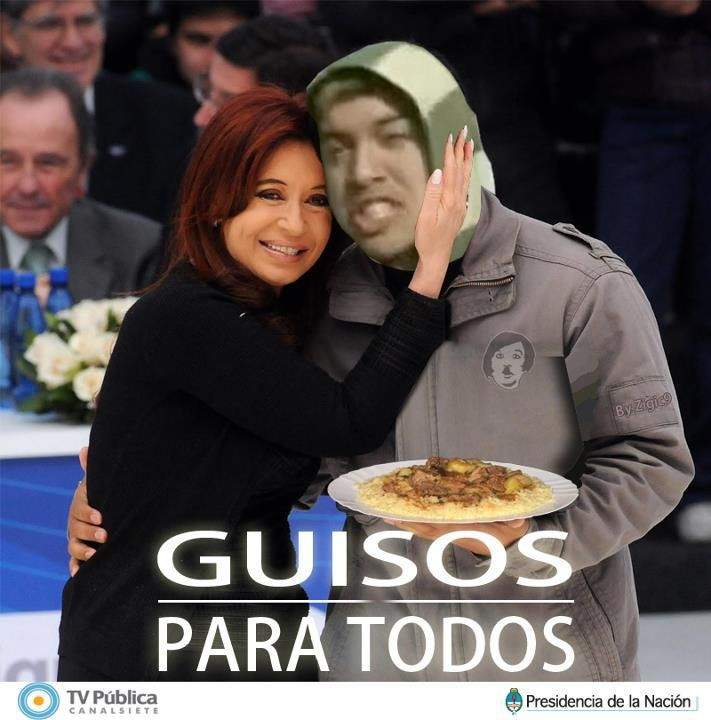 mother of guiso