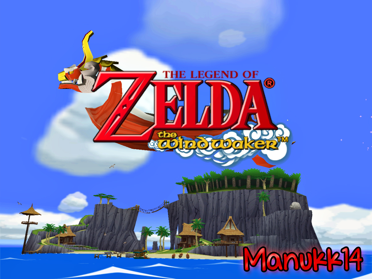 [Mi Subida] The Legend Of Zelda: Wind Waker [Español] [MF]