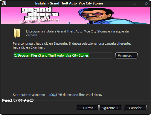 Gta Vice City Stories convertido para PC