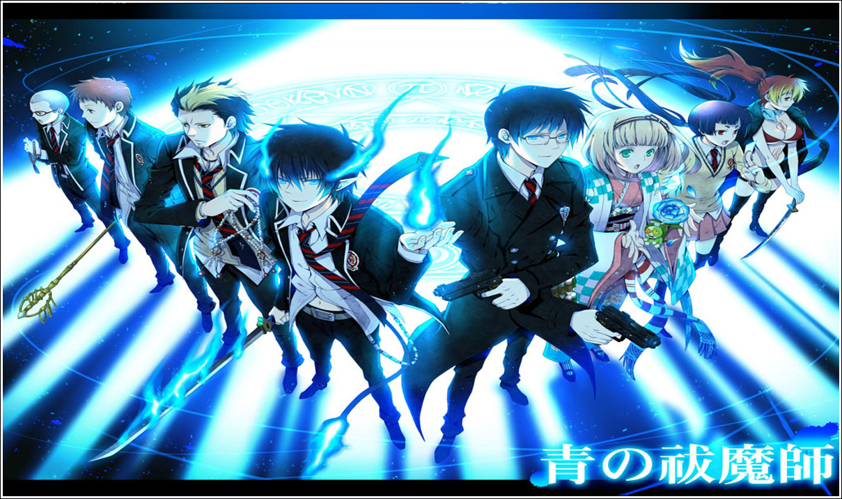 Ao No Exorcist Download Mp4