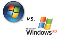 Cual de los dos usas??????  #ReShout Windows XP  #MeGusta Windows Vista  #Comentar Otro